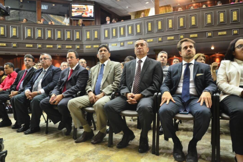 Newly elected pro-government state governors